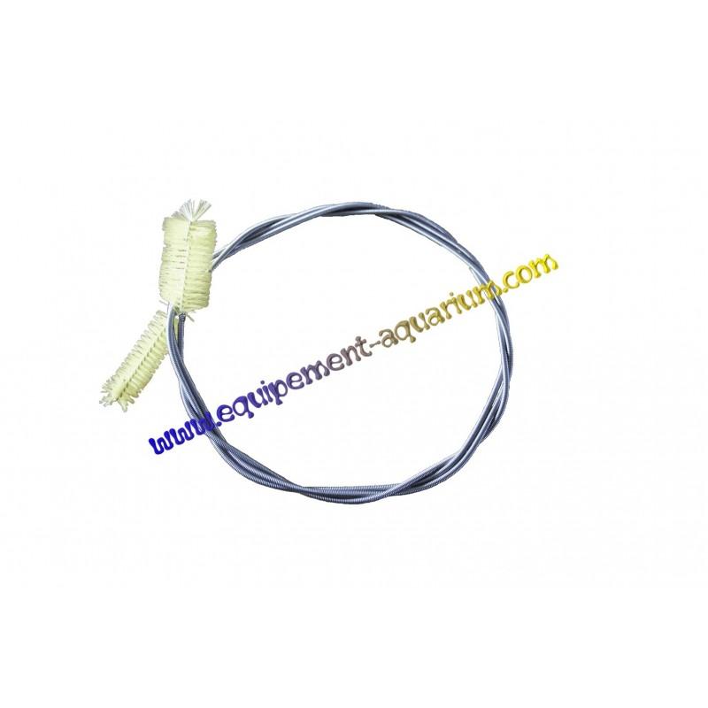 Brosse goupillon pour nettoyage des tuyaux d 39 aquarium for Tuyau aquarium