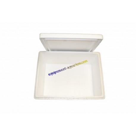 Caisse polystyrene