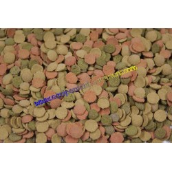 Wafer mix poisson aquarium