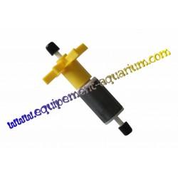 Rotor filtre externe