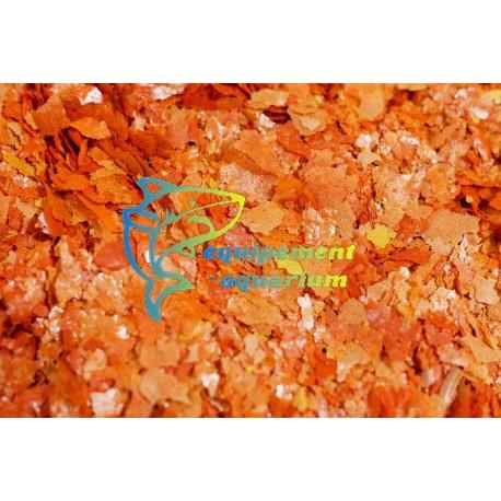 Krill flakes nourriture pour cichlidés