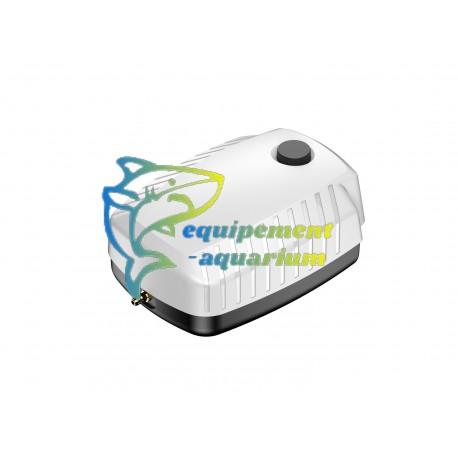 Pompe à air silencieuse 30L/mn ou 1800L/H pas cher