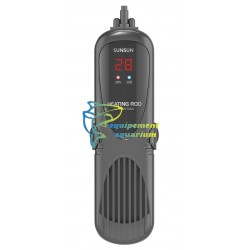 Chauffage ou thermoplongeur aquarium PTC 300W pas cher