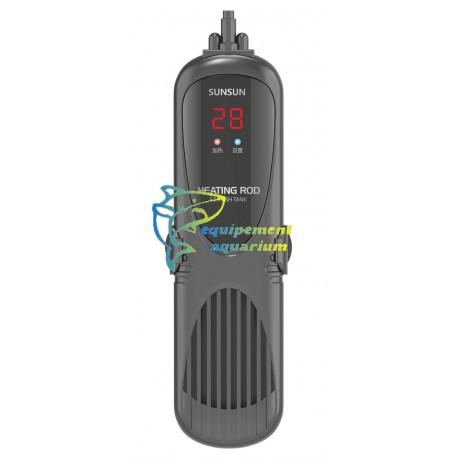 Chauffe eau aquarium PTC 100W fiable et résistant