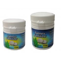Engrais en comprimés pour plantes aquarium