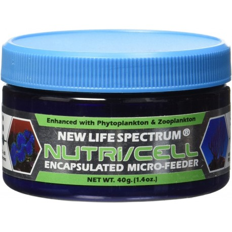 New Life Spectrum Nutri/cell Coral