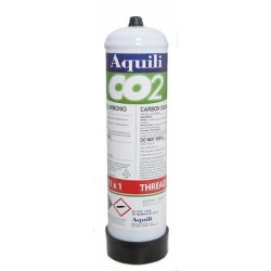 Bouteille CO2 jetable 600gr