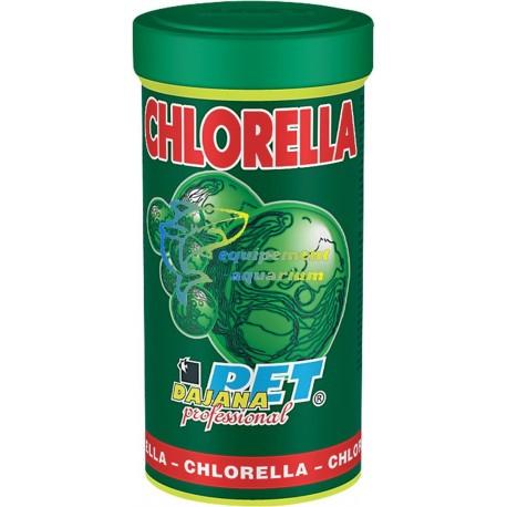 Chlorelle ou chlorella en poudre poisson aquarium