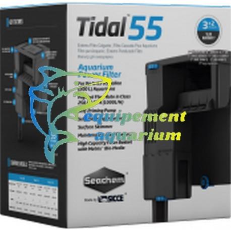 Seachem Tidal 55 filtre suspendu aquarium