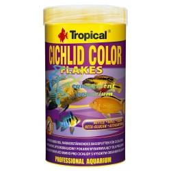 Tropical Cichlid Color flakes pas cher 5L, 11L, 1L