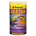 Tropical Cichlid Color flakes