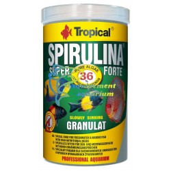 Tropical Super Spirulina 36% Granulat