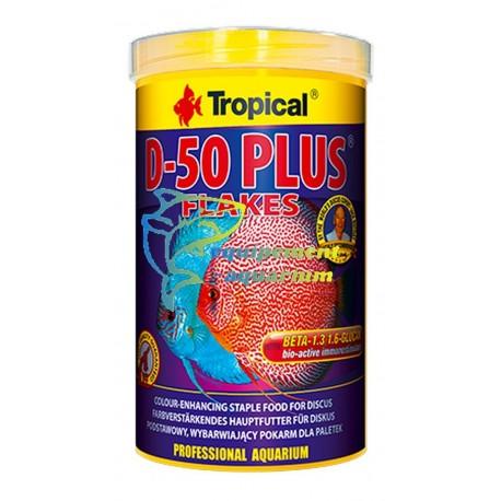 Tropical D-50 plus pour discus