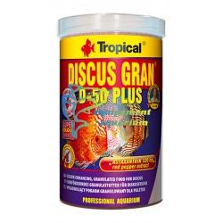 Tropical D-50 plus gran pour Discus