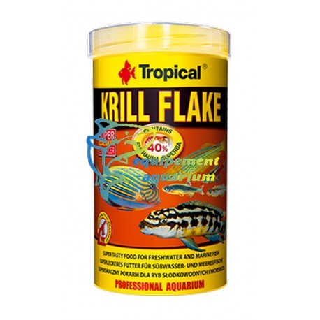 Tropical Krill flakes pas cher