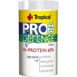 Tropical Pro Defense micro nourriture alevins