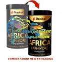 Tropical Africa carnivore soft S