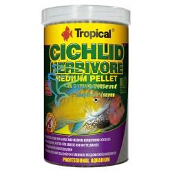 Tropical Cichlid herbivore pellet M pas cher et en gros