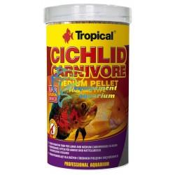 Tropical Cichlid carnivore pellet M pas cher