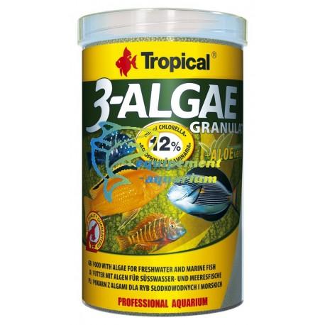 Tropical 3 Algae granulat