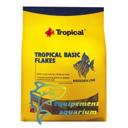 Tropical breeder line basic flakes 5Kg