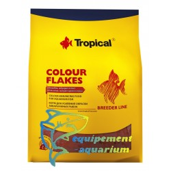 Tropical breeder line color flakes 5Kg