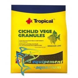 Tropical breeder Line Cichlid vege gran 20Kg