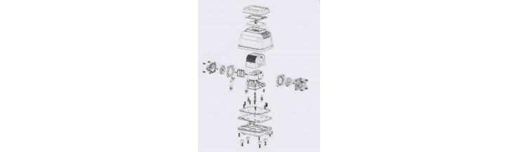 Pièces détachées pompes à air/compresseurs